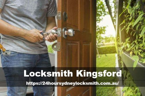 Locksmith kingsford